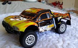 Dromida 1/18 SC4.18 Short Course Truck 4WD
