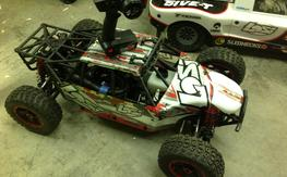 Losi desert buggy xl for sale