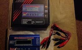 IMAX b6 LiIon/LiPo/LiFe/NiCd/NiMH charger