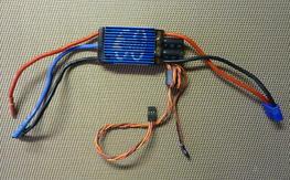 E-Flite 60-Amp Pro SB Brushless ESC (V2)