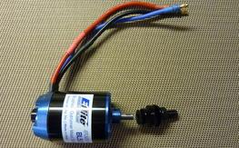 E-Flite BL50 Brushless Outrunner Motor 525 Kv