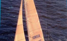 Tamiya 1/20 scale Yamaha Round The World Unbuilt