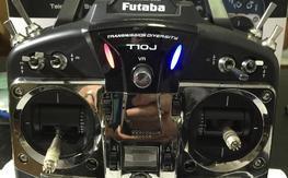 Futaba T10J (heli) TX ONLY
