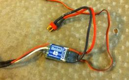 Castle Creations 45A Brushless ESC