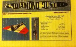 Diamond Dust NIB