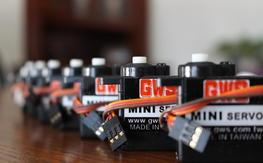 GWS MINI STD/MINI BB Servo
