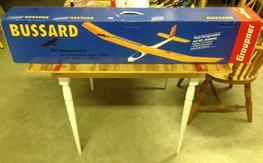 Graupner Bussard Electric Sailplane ARF kit