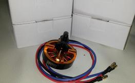 4x new 650kv motors DYS D4215