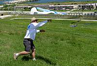 Name: DSC_5370_DxO.jpg Views: 116 Size: 117.1 KB Description: Habicht going up for another trim flight.