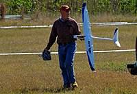 Name: DSC_7094_DxO (Custom).jpg Views: 85 Size: 126.2 KB Description: Larry L gets his Blaze ready for flight.