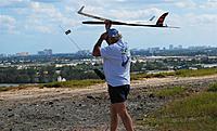 Name: DSC_0175_DxO (Custom).jpg Views: 106 Size: 155.3 KB Description: Dan send another of his homebuilt planes out.