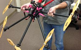 Rusty's Octo copter for sale