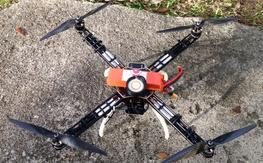High Quality Quadcopter - Bind and Fly - Tmotors/Nazav2
