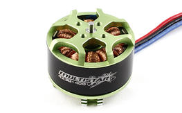 Six (6) Turnigy Multistar 4230-400Kv 16Pole Multi-Rotor Outrunner