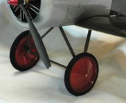 <font size=-2>Landing gear installed</font>