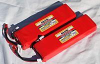 <font size=-2>Electrifly BP3200 20C LiPos</font>
