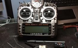 taranis X9D (free x8r and v8r7)