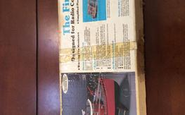 """""""The Fireboat"""" Model Kit by Midwest Products"""