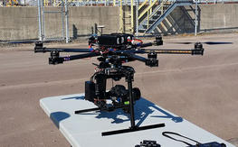 Hexcopter for aerial filming RTF $2900