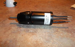motor and spinner for sale