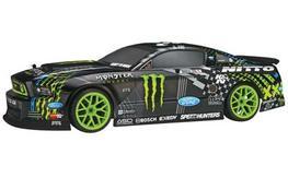 E10 2013 Mustang Drift Monster Energy