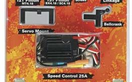 the Brushless Speed Kit for the Dromida SC4.18, MT4.18 and BX4.18 Vehi