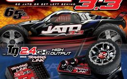 Jato 3.3 w/2.4 w/Bluetooth