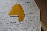 Name: PIX 045.jpg Views: 189 Size: 270.0 KB Description: Rudder/stab laid against the Cloud Cruiser plan for comparison