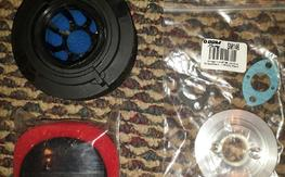 Losi 5ive-t Shread Industries Shreadstack with air filter/s