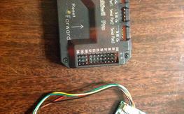Hobbyking Multiwii Pro and MTK GPS