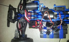 revo 3.3 brushless