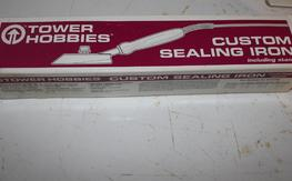Tower Custom Sealing iron