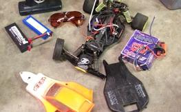 Team Losi XXX Buggy w/M8, tuns of tires etc..