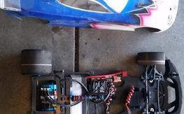 1/10 World GT pan car ARTR cheap!