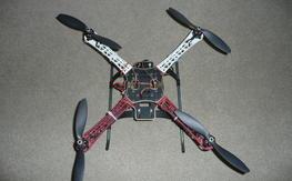 DJI F450 Quadcopter with E300