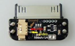 TBS GoPro Link Board