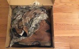 Rocky Aztec boots...NEW IN BOX