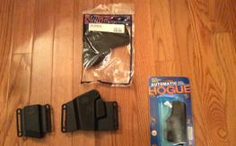 Holsters etc