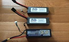 Onyx 235 and lipo batteries