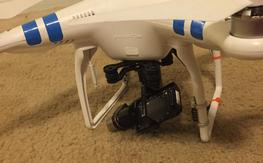 Phantom 2 w/ Zenmuse gimbal, Go Pro Black, Extra battery and more