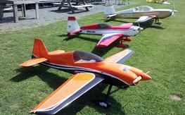 Hangar 9 extra 330