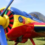 I just love the big radial cowls on the Yak-54!