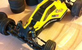 Team Durango DEX210V3 2wd buggy