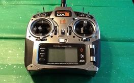 DX8 transmitter