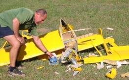 Crash insurance for your big plane!!!