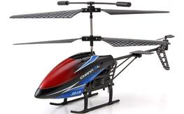 3Ch Metal Co-Axial Remote Control Helicopter With Gyro - 2.4Ghz