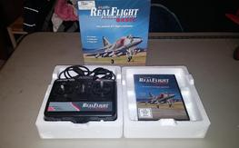 "Real Flight ""Basic"" Flight Sim"