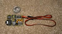 Altimeter Circuit Board measured only 1-1/2