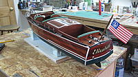 Name: Runabout  finished! 003.jpg Views: 155 Size: 241.3 KB Description: It does have working lights also.
