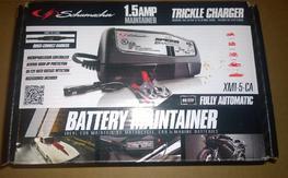 6V/12V Field Battery Charger